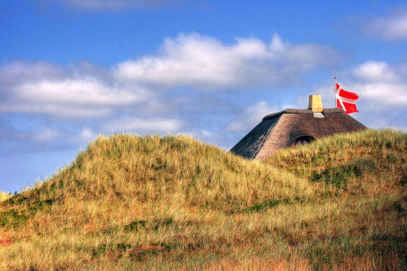 Ferienhäuser mit Pfiff in Dänemark und Co.