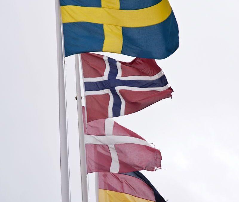 Schweden als Land