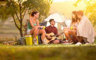 Der Camper Urlaub