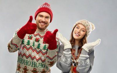 Diese Pullis lieben wir an Weihnachten